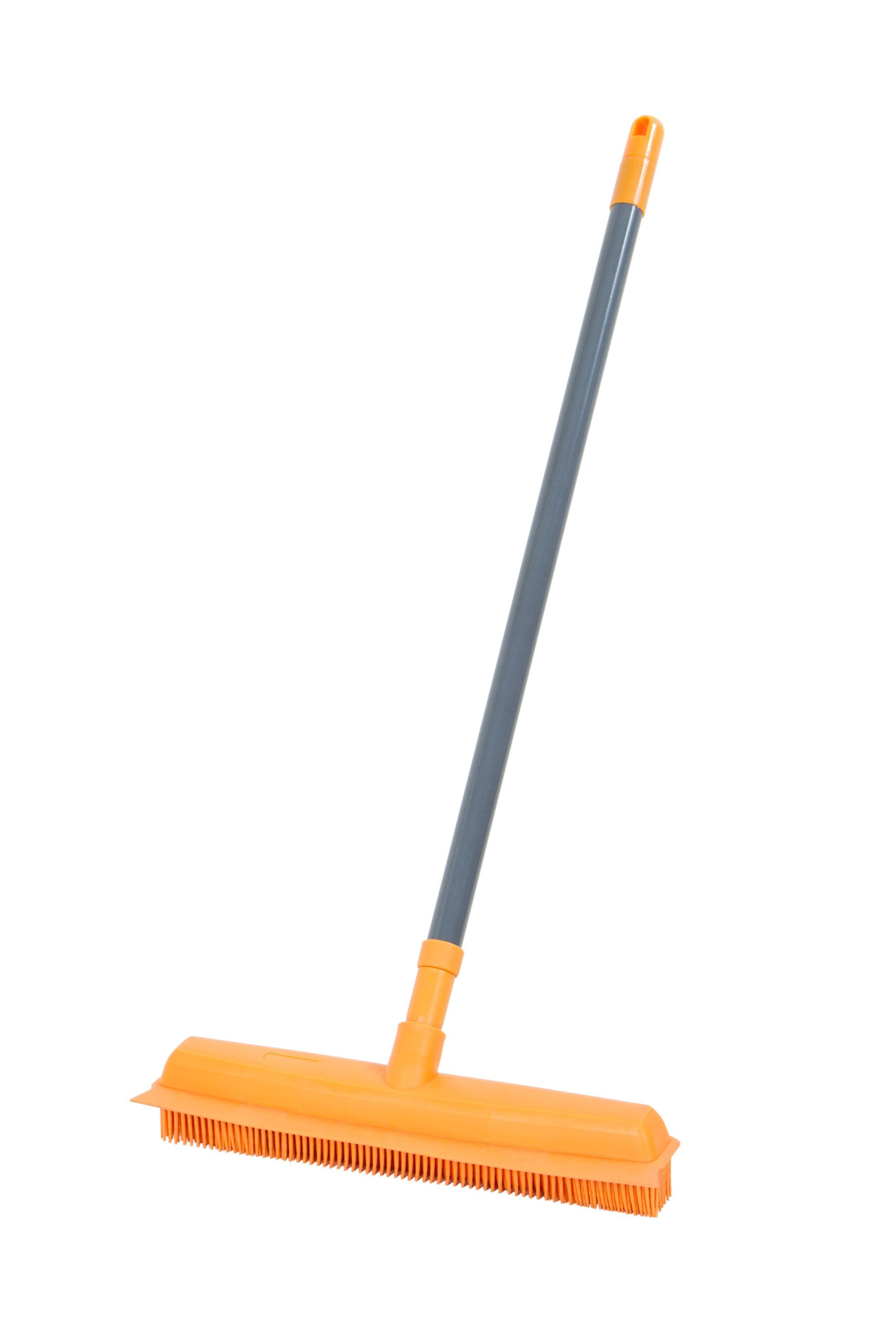 Rubber Broom W 325mm Departments Diy At B Amp Q