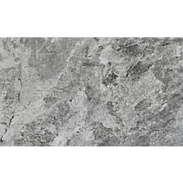 Haver Travertine Storm Stone Effect Plain Ceramic Wall