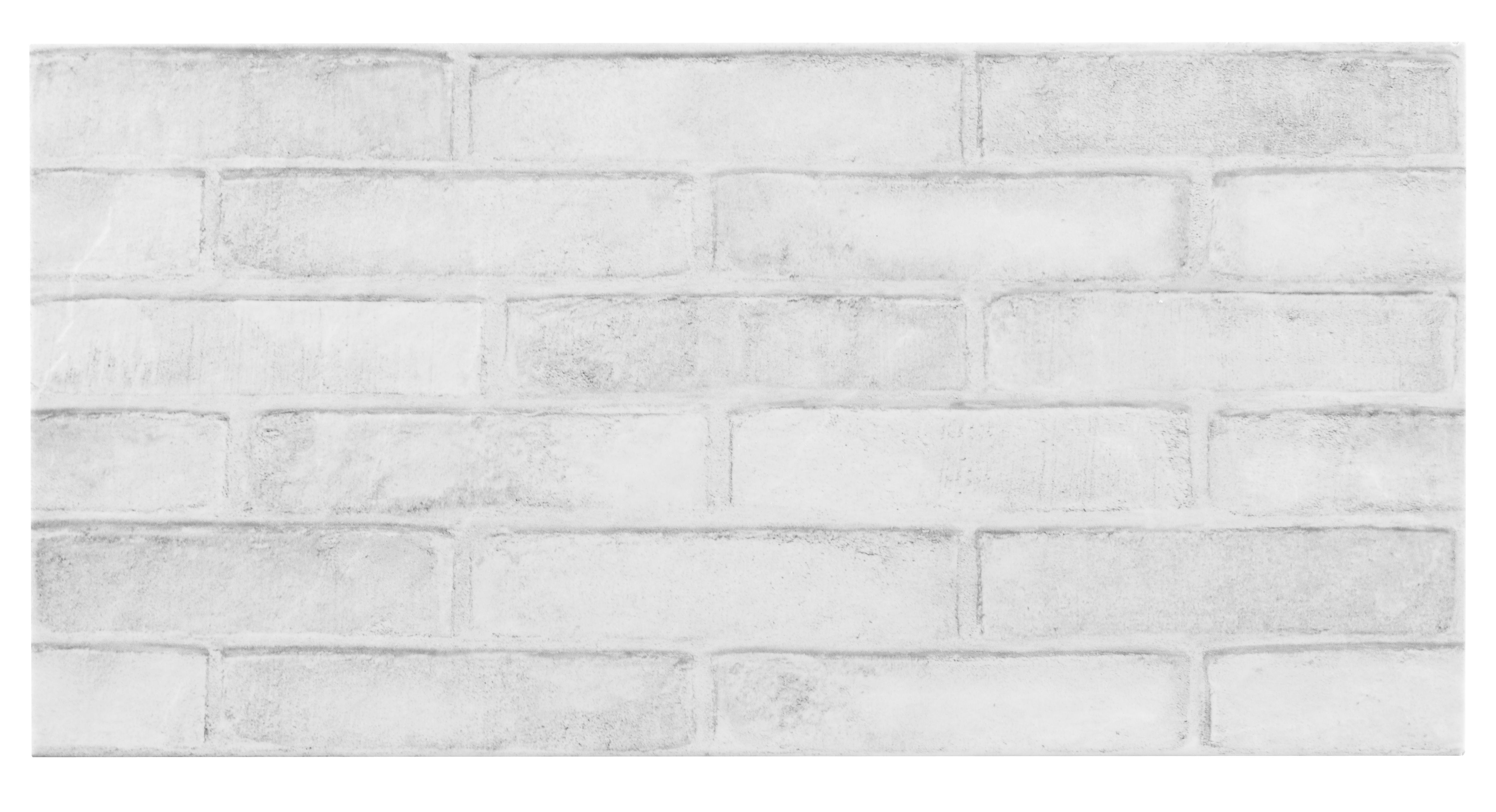 Brick ceramic tile tile design ideas lofthouse whitewash brick effect ceramic wall floor tile pack dailygadgetfo Gallery