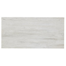 Lofthouse Wood Frost Stone Effect Ceramic Wall &