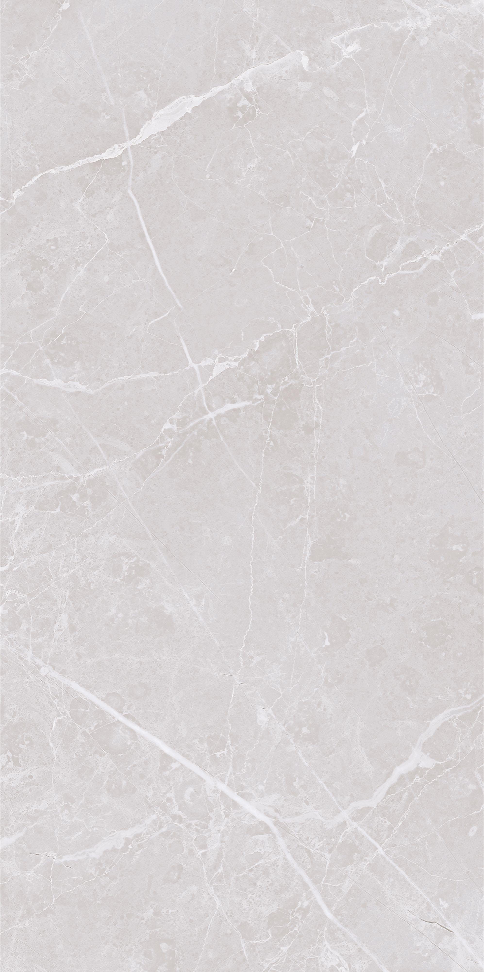 Marmor Marble Crystal Ceramic Tile, Pack of 6, (L)598mm (W)298mm ...