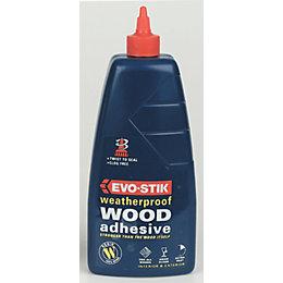 Evo-Stik Weatherproof wood adhesive 125ml