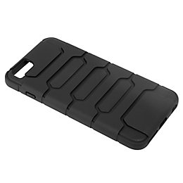 Black Tank Iphone 6+ Heavy Duty Phone Case