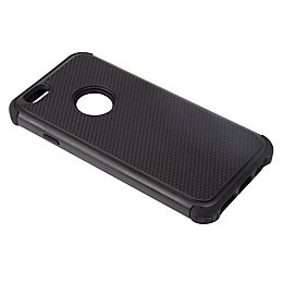 Black Tough Iphone 6 Phone Case