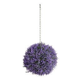 Smart Garden Haze Purple Artificial topiary ball 300