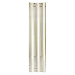 Jaga Iguana Aplano Vertical Radiator White (H)1800 mm