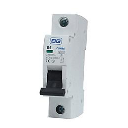 BG 6A MCB (Miniature Circuit Breaker)