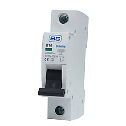 BG 16A MCB (Miniature Circuit Breaker)