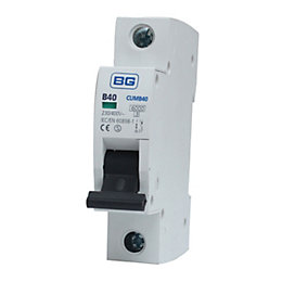 BG 40A MCB (Miniature Circuit Breaker)
