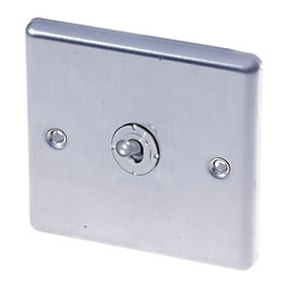 Lap 6A 2-Way Single Stainless Steel 6AX Switch