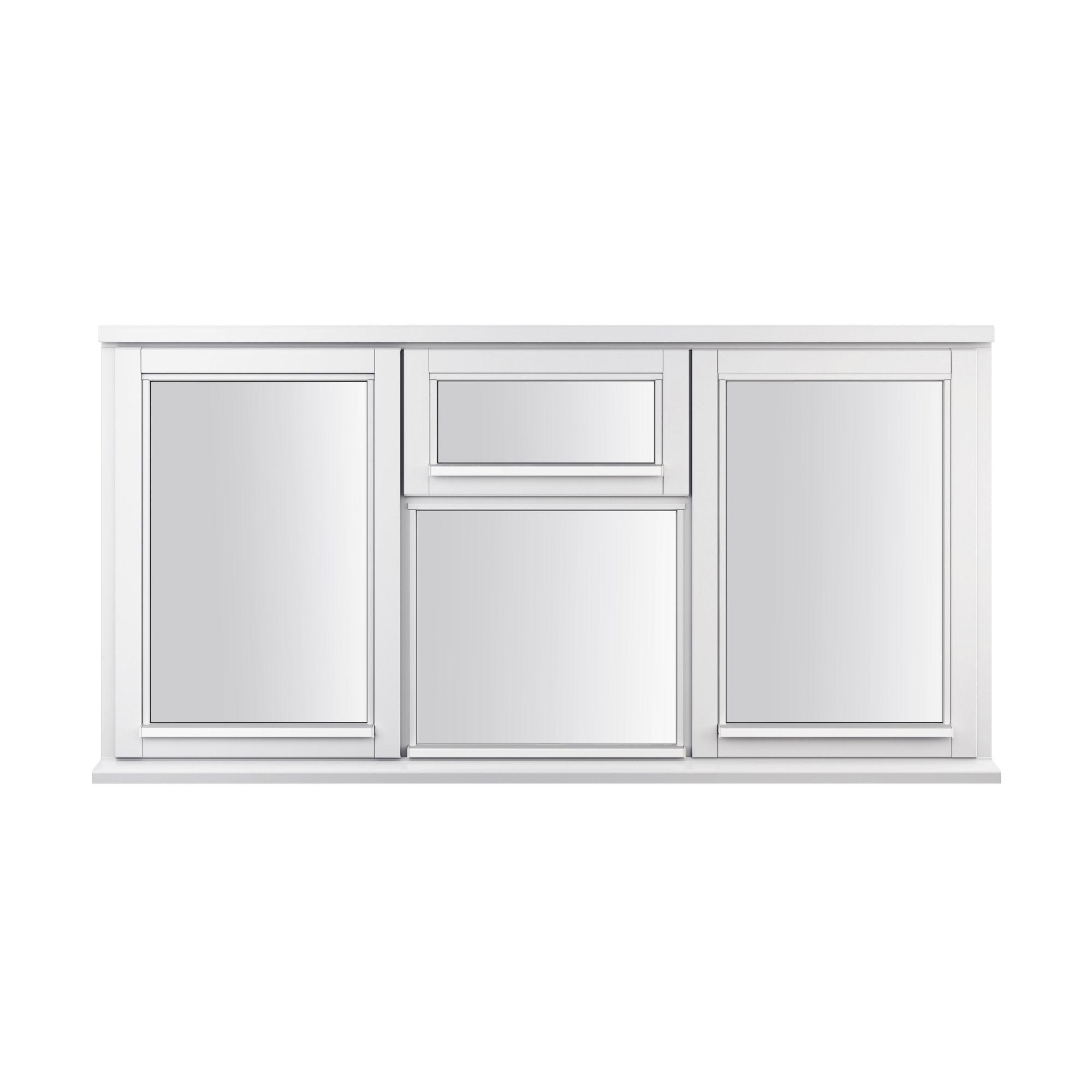 Double Glazed Windows Diy : Double glazed timber two side hung casement window h