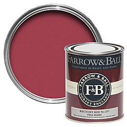 Farrow & Ball Interior & Exterior Rectory Red