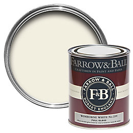 Farrow & Ball Wimborne White no.239 Gloss paint