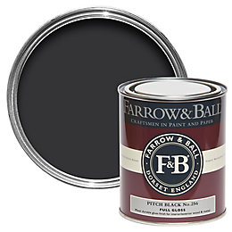 Farrow & Ball Interior & Exterior Pitch Black