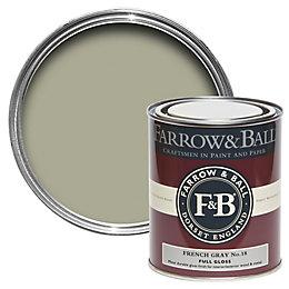 Farrow & Ball Interior & Exterior French Gray