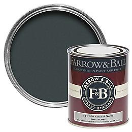 Farrow & Ball Studio Green no.93 Gloss paint