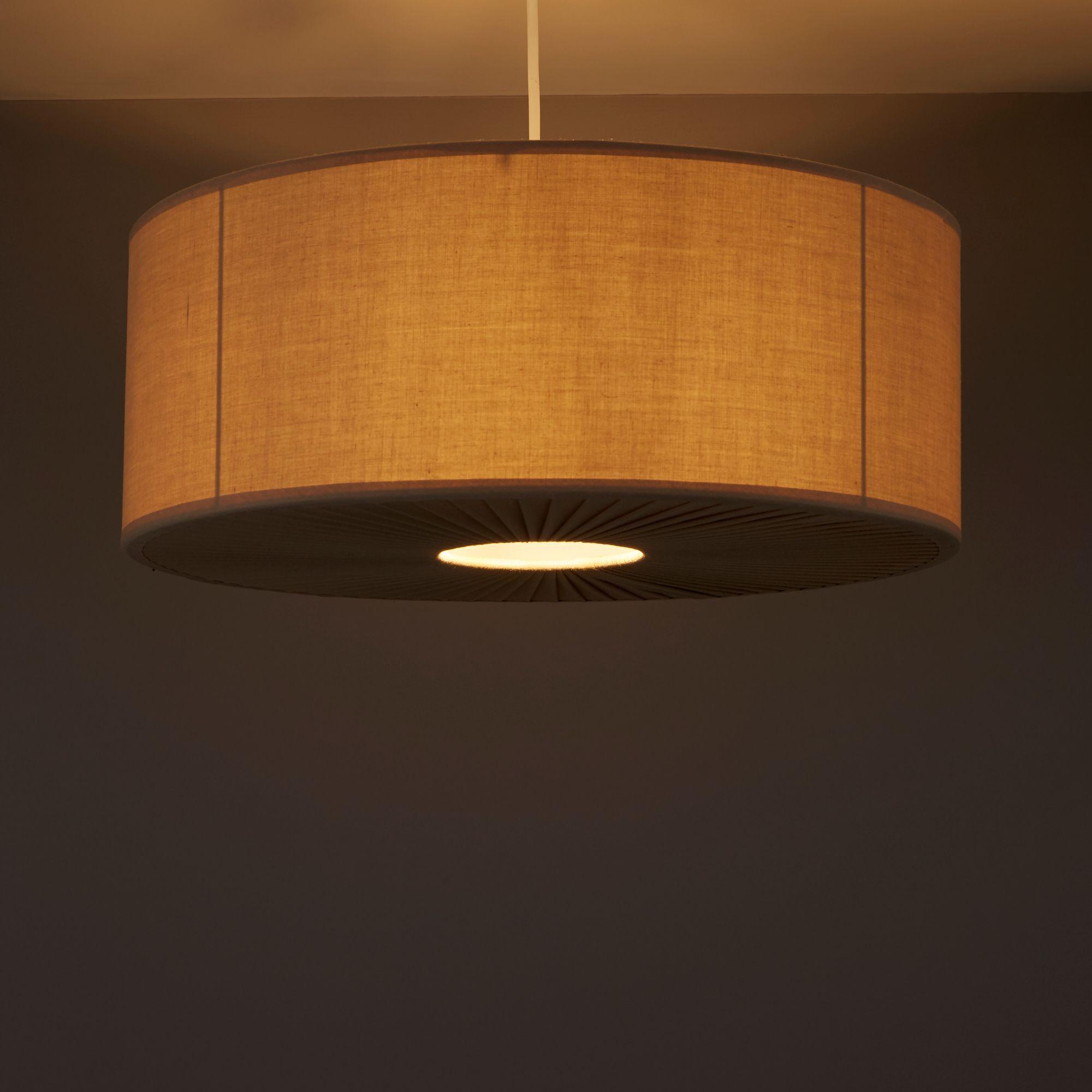 Colours Reid Seine Drum Light Shade (D)460mm