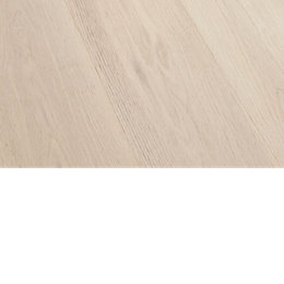 Colours Arioso White wash Oak effect Wood Top