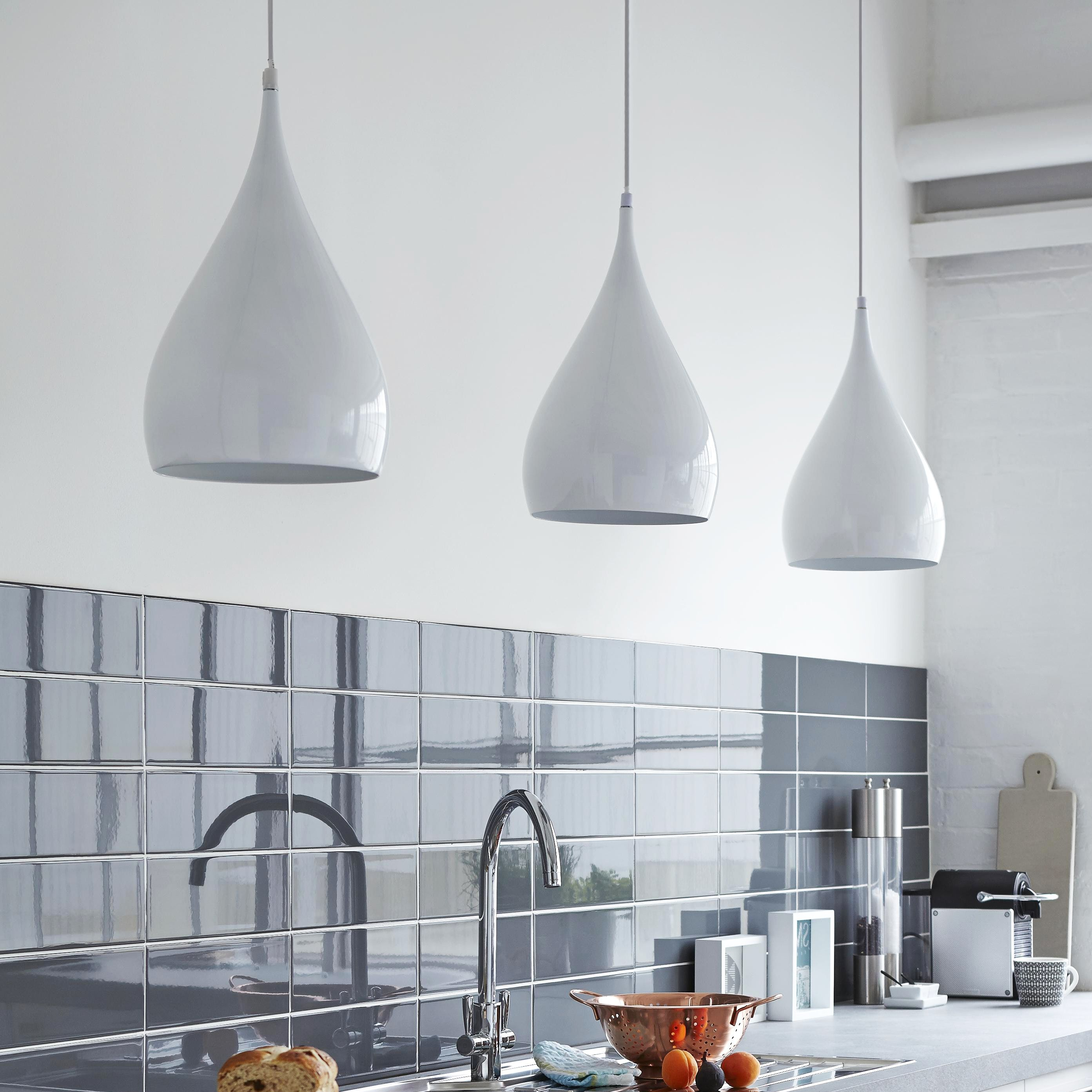 HOW TO FIT CEILING LIGHTS