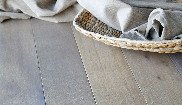 """Colours Rondo Dove Grey Solid Oak Flooring"""