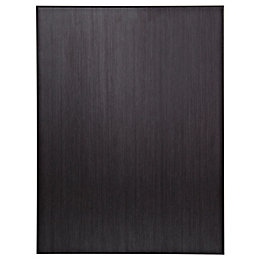 Charcoal Meloni Ceramic Wall Tile, Pack of 6,