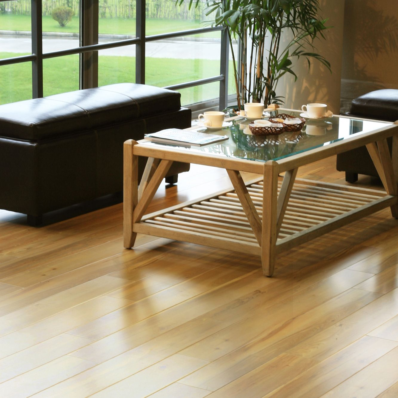 Scherzo Light Walnut Effect Laminate Flooring 1 21 M² Pack Departments Diy At B Q