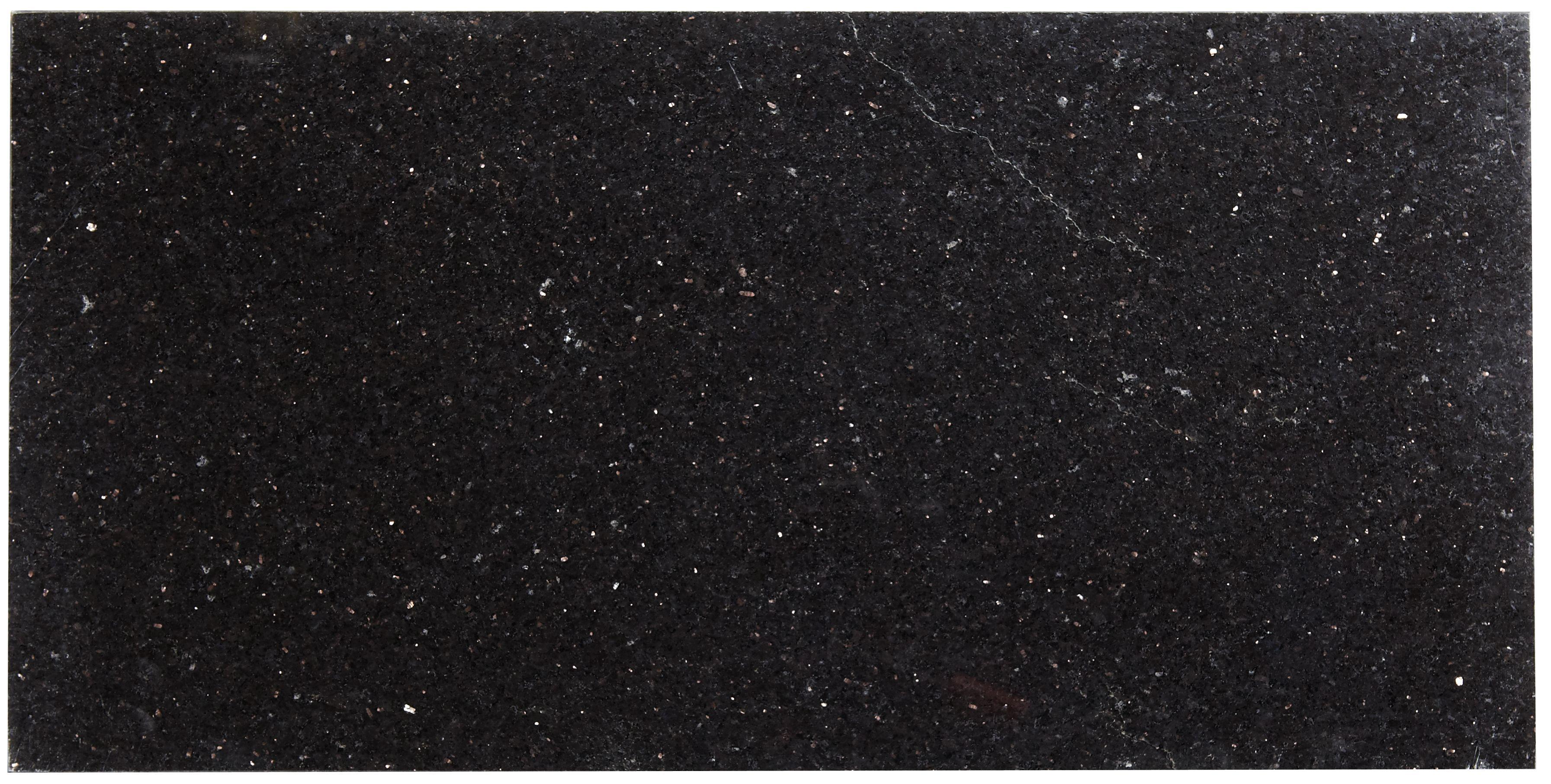 Galaxy Black Stone Effect Granite Wall Amp Floor Tile Pack