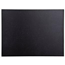 Helena Black Ceramic Wall Tile, Pack of 12,