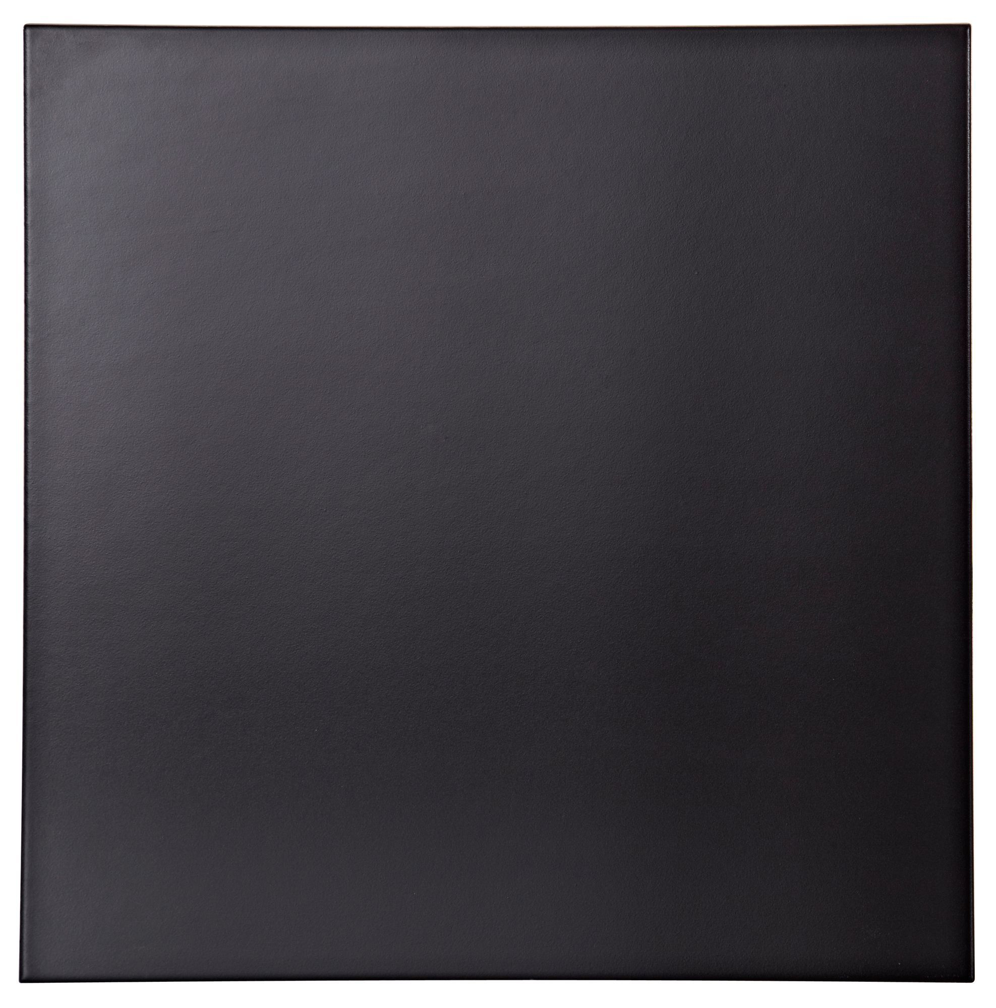 Umbria black porcelain floor tile pack of 9 l333mm w333mm umbria black porcelain floor tile pack of 9 l333mm w333mm departments diy at bq dailygadgetfo Choice Image