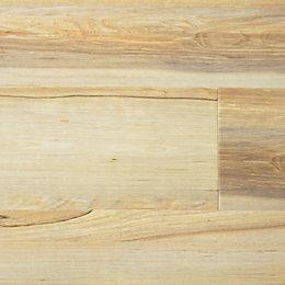 Scherzo Natural Light walnut effect Laminate flooring 0.04