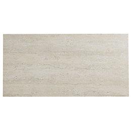 Natura Beige Stone Effect Porcelain Wall & Floor