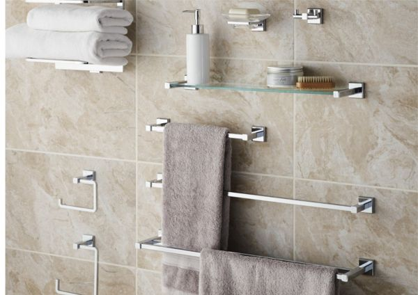 Linear Bathroom Accessories