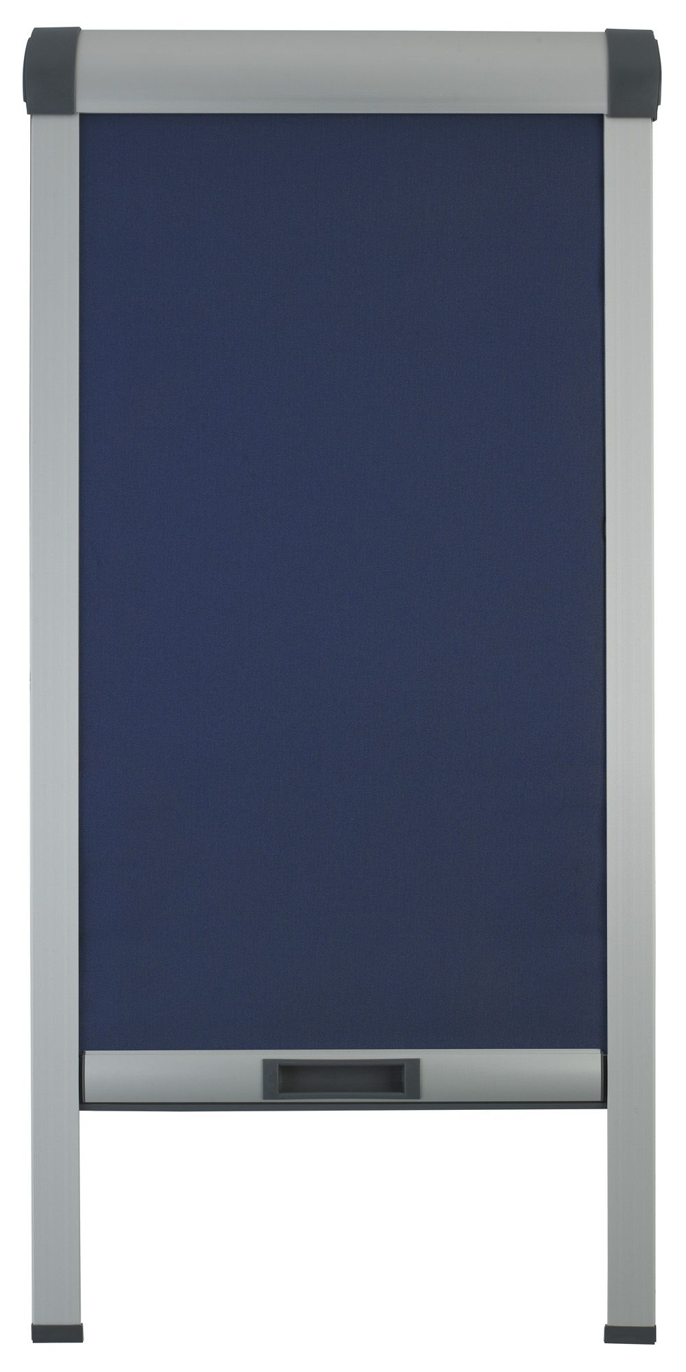 Geom Blue Roof Window Blind H 780mm W 540mm
