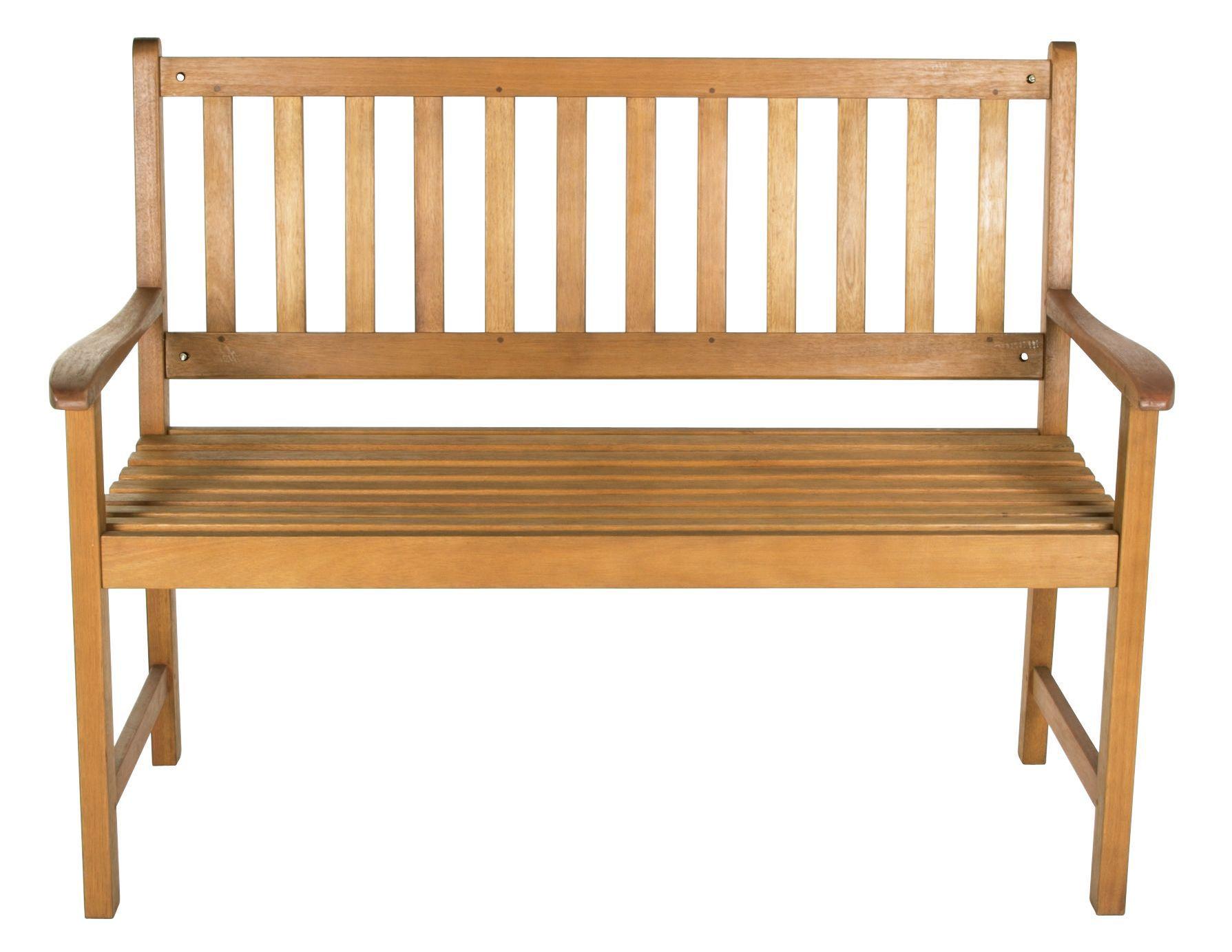 aland wooden bench departments diy at b q. Black Bedroom Furniture Sets. Home Design Ideas