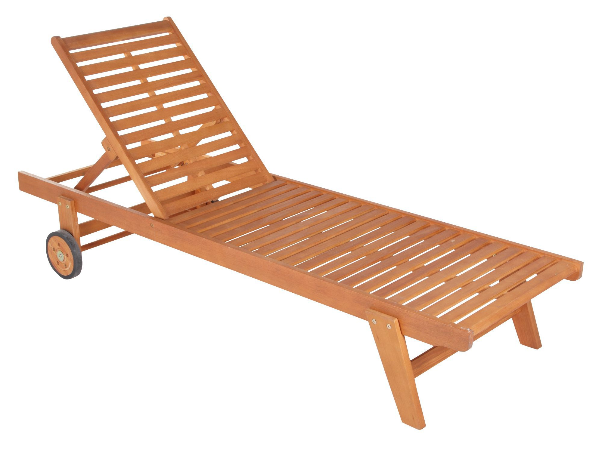 aland wooden sunlounger departments diy at b q. Black Bedroom Furniture Sets. Home Design Ideas