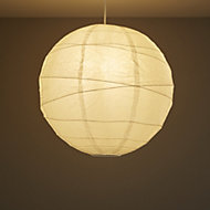 Shikoku White Light shade (D)485mm
