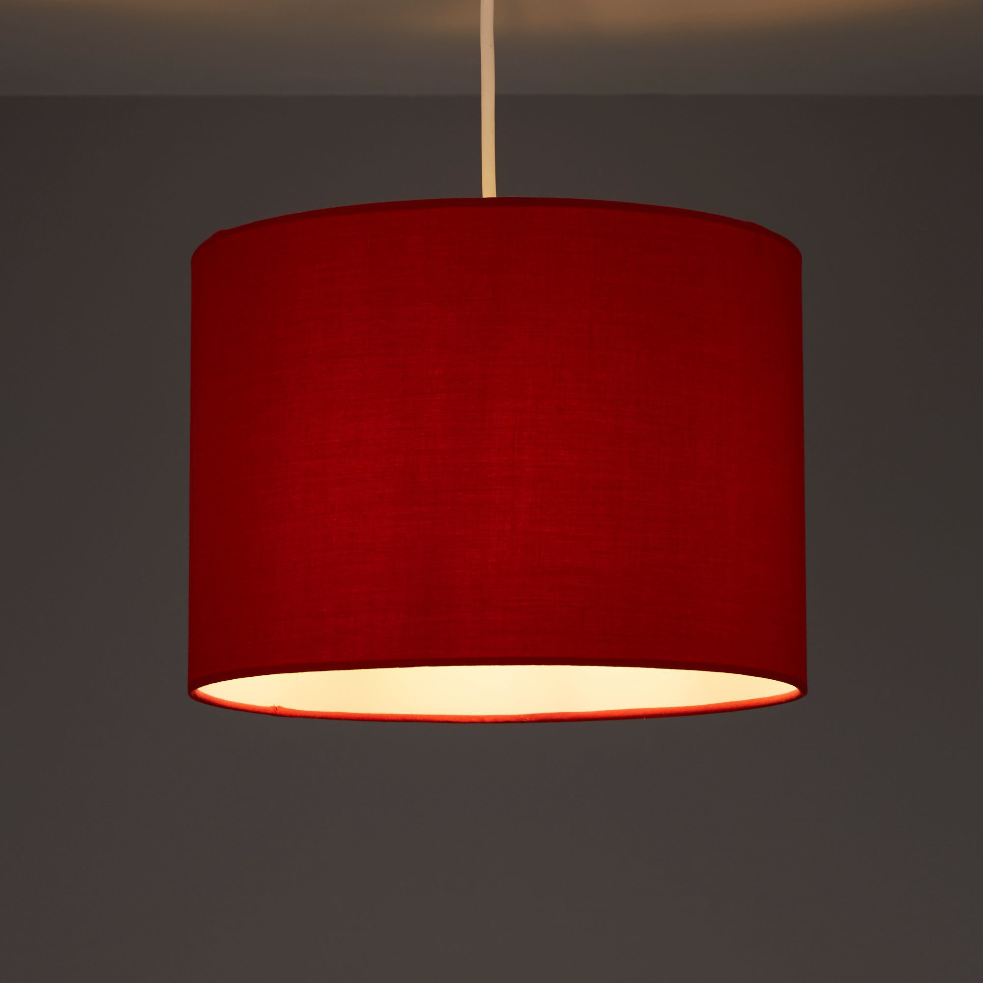 Colours Fairbank Strawberry Light shade (D)280mm