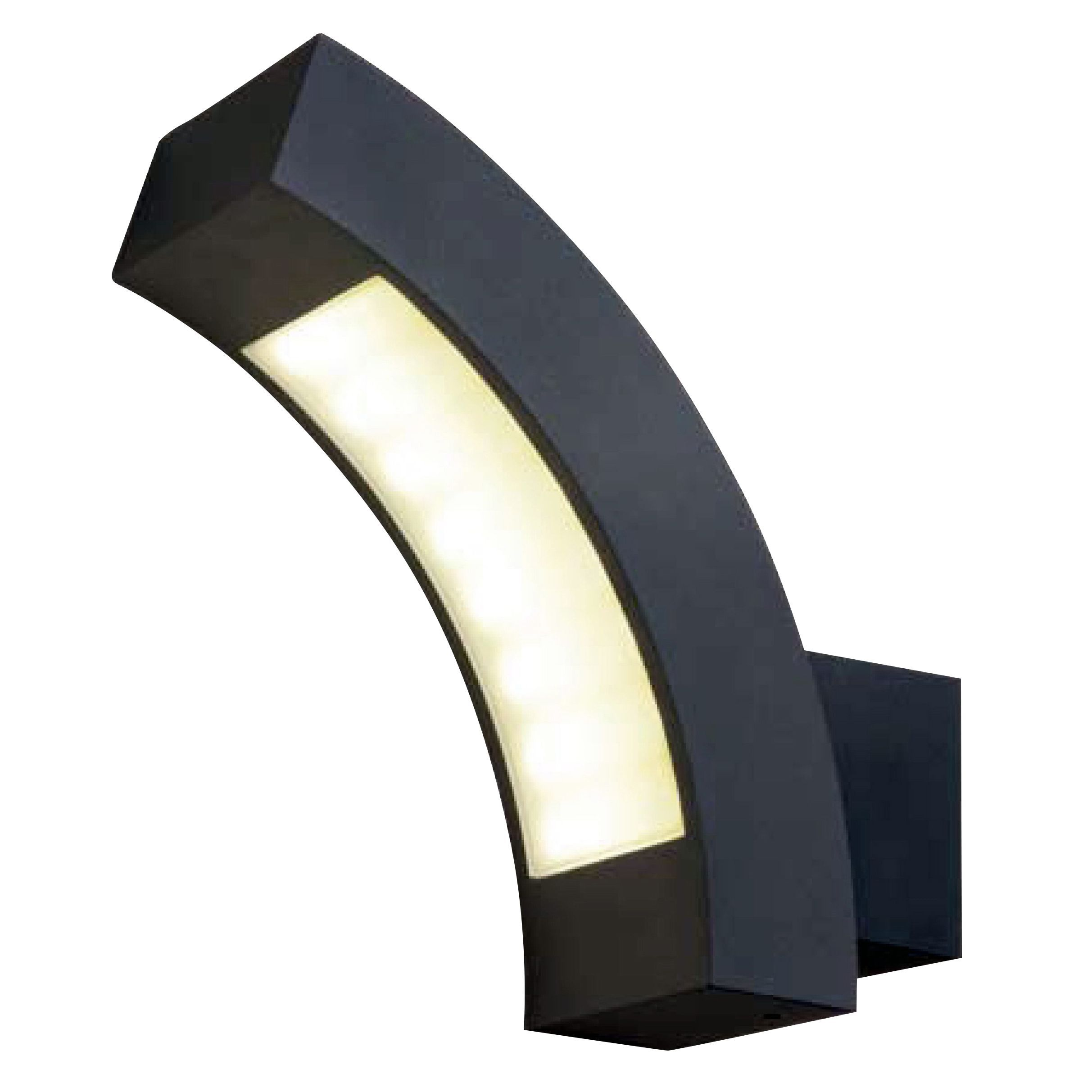 Lovely Led Outside Wall Lights