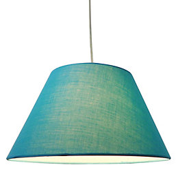 Colours Eos Scarab Blue Light Shade (D)305mm