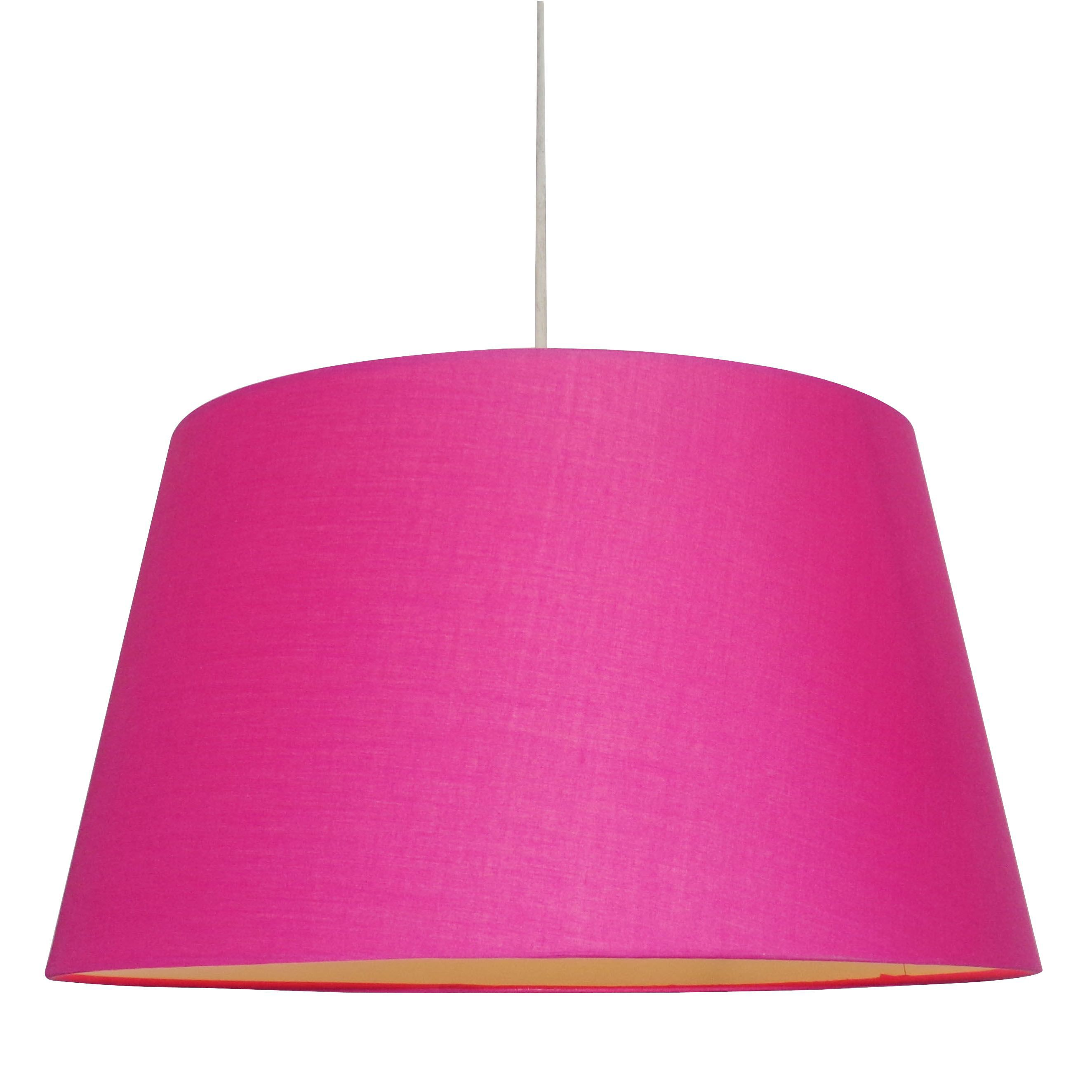Colours martie bright pink light shade d45cm departments diy colours martie bright pink light shade d45cm departments diy at bq aloadofball Gallery