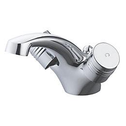 Plumbsure Opal 2 Lever Basin mixer tap
