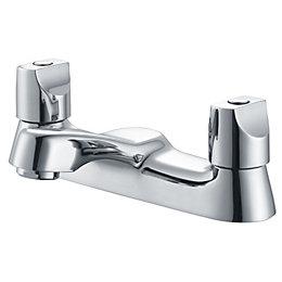 Plumbsure Topaz Chrome finish Bath mixer tap