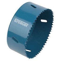 Erbauer Bi-Metal holesaw (Dia) 102mm
