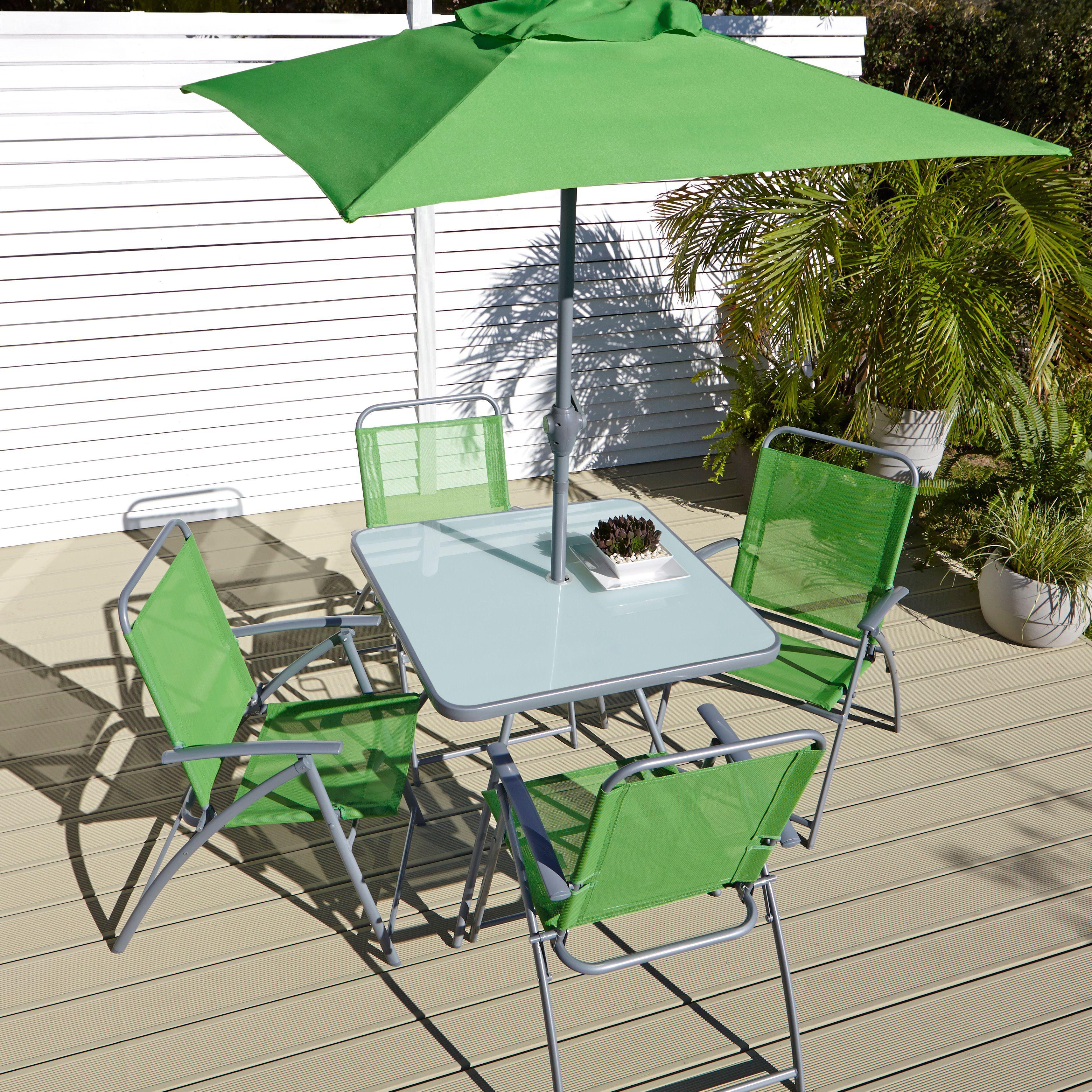Bahama Seater Garden Furniture Set | Departments | DIY at B&Q
