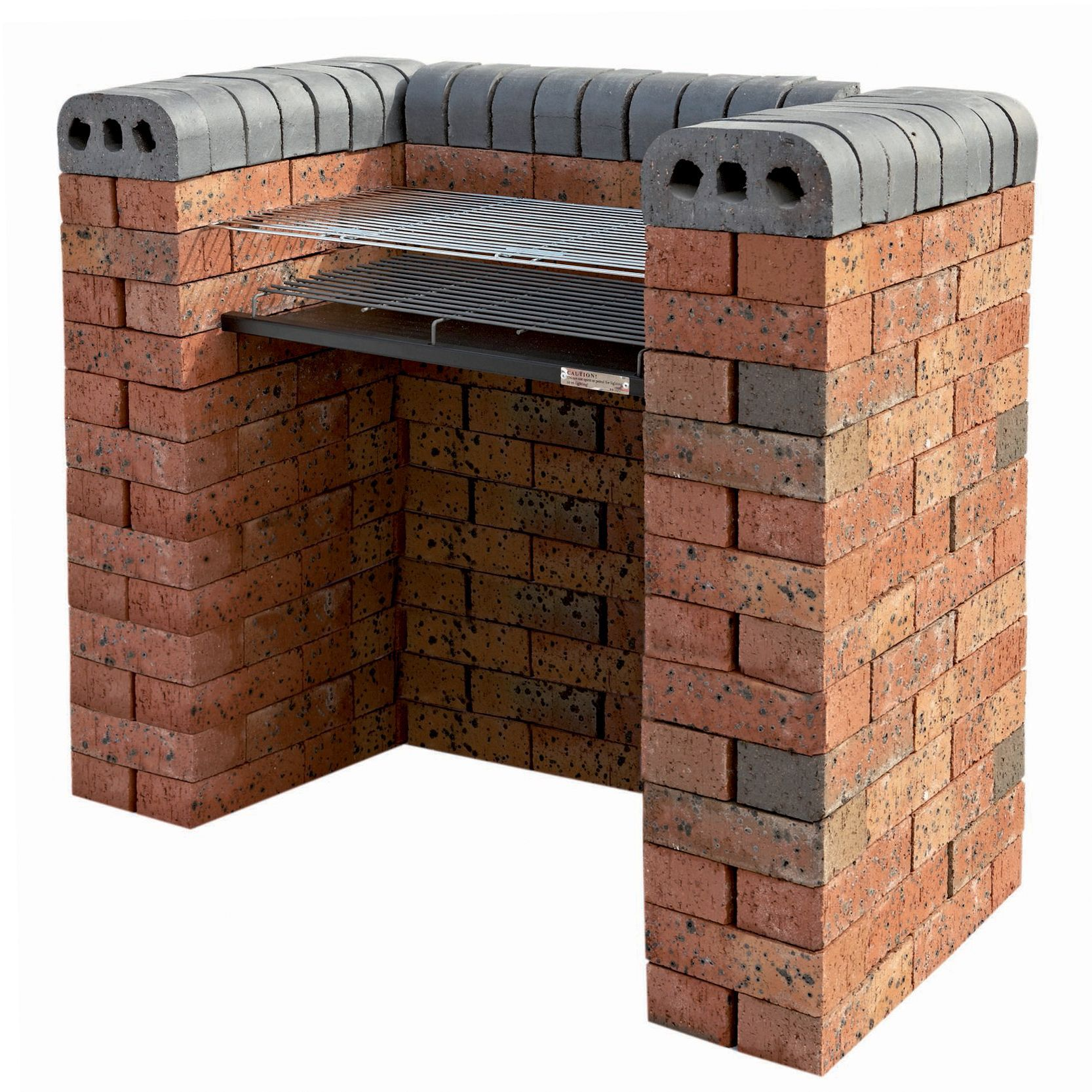 Nordend Charcoal Diy Barbecue | Departments | DIY at B&Q