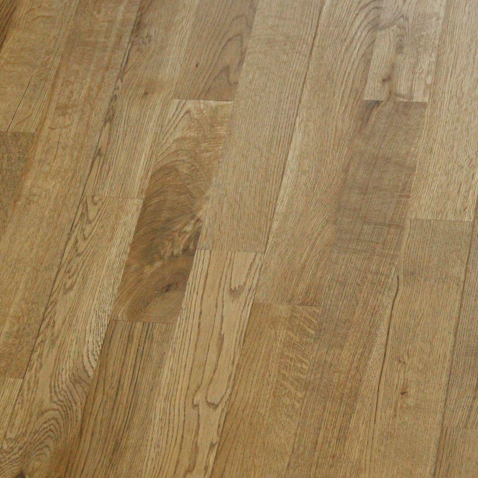 colours barcarolle natural 3 strip solid oak flooring sample