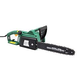 B&Q 1800W Corded Electric Chainsaw