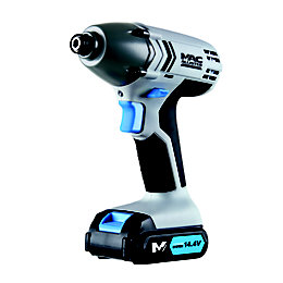 Mac Allister Cordless 14.4V 1.3Ah Li-Ion Impact Driver