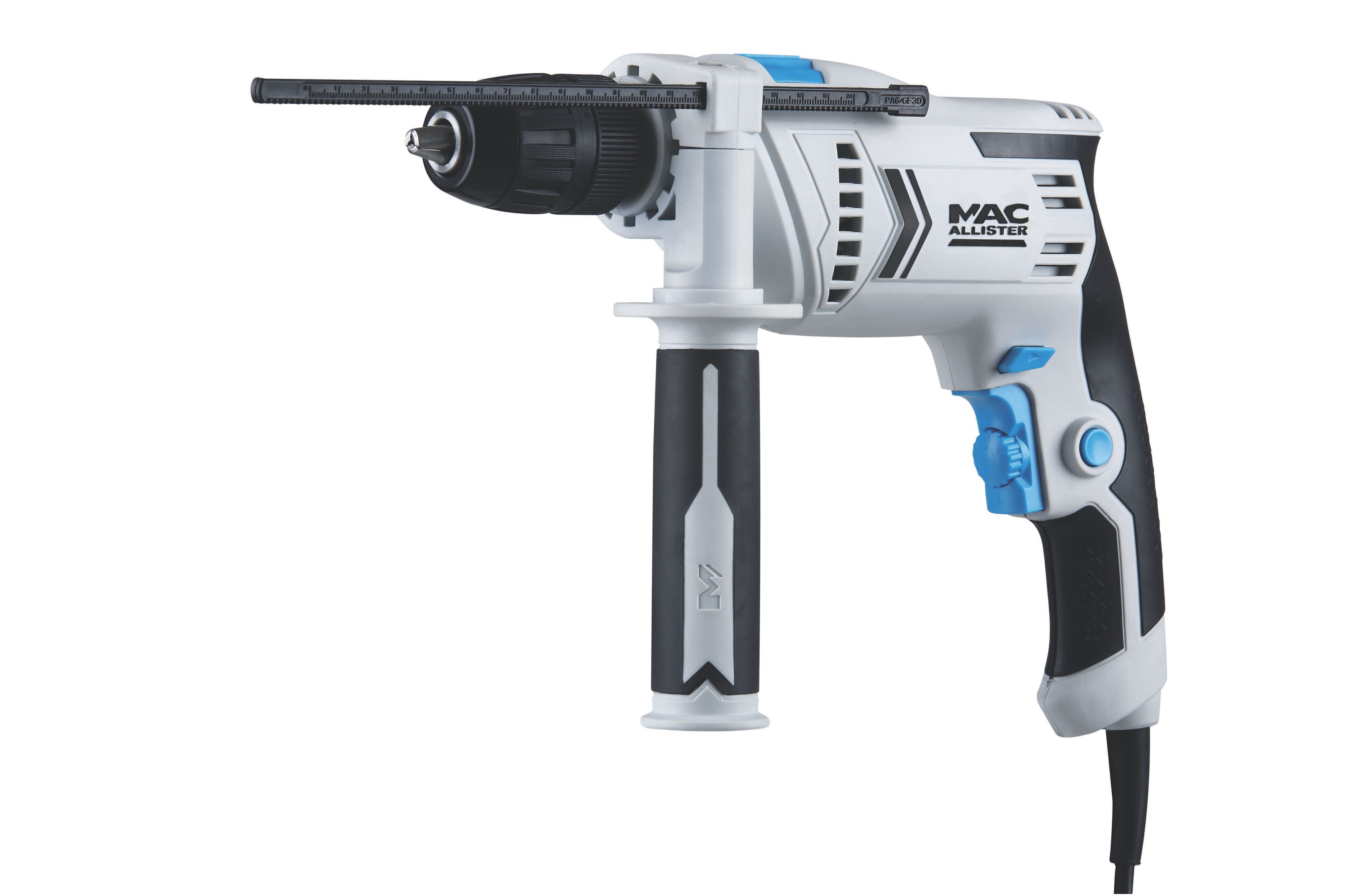 Mac Allister 600w Corded Hammer Drill Mshd600