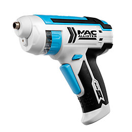 Mac Allister 3.6V Li-Ion Cordless Autoloader Screwdriver